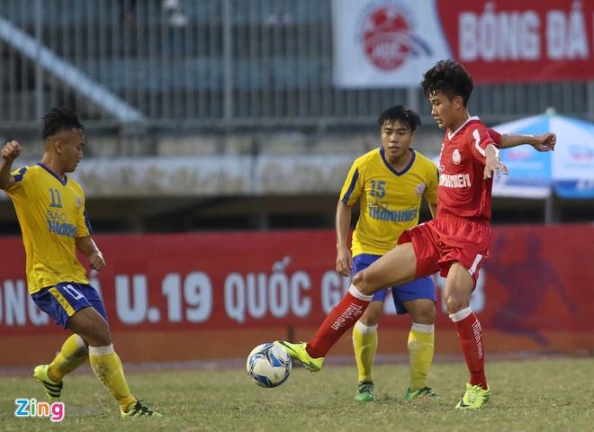 U19 Dong Thap gap lai Ha Noi o chung ket U19 Quoc gia hinh anh 2