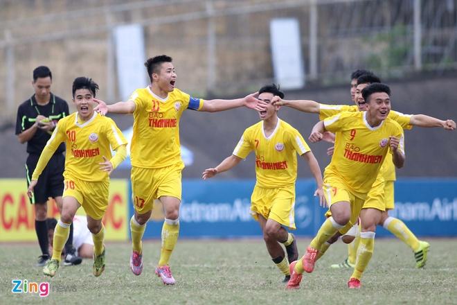 U19 Dong Thap gap lai Ha Noi o chung ket U19 Quoc gia hinh anh 8