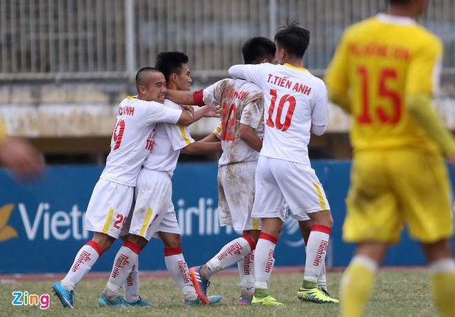 U19 Dong Thap gap lai Ha Noi o chung ket U19 Quoc gia hinh anh 7