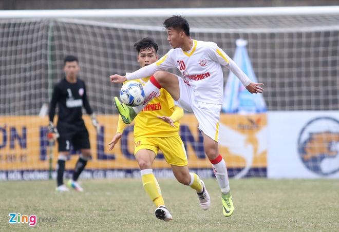 U19 Dong Thap gap lai Ha Noi o chung ket U19 Quoc gia hinh anh 6