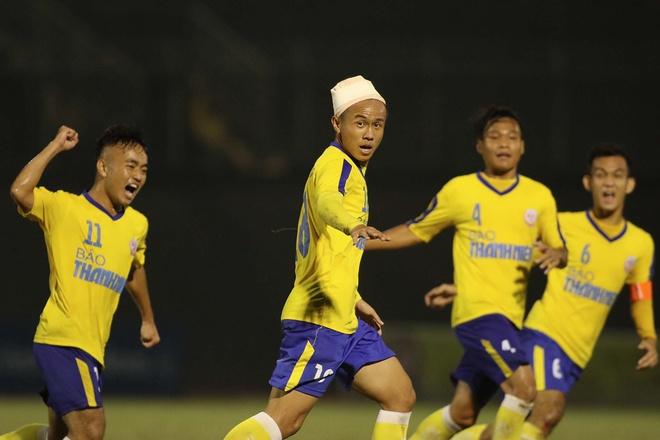U19 Dong Thap gap lai Ha Noi o chung ket U19 Quoc gia hinh anh