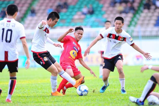 U19 HAGL that bai 1-2 tren san nha truoc FC Seoul hinh anh 3