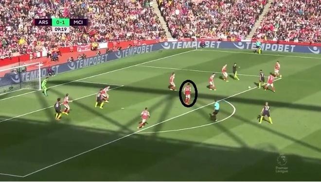 Vi Arsenal, Wenger phai loai hung than Xhaka hinh anh 3