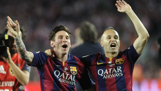 CLB Scotland tung muon Messi va suyt so huu Iniesta hinh anh 2