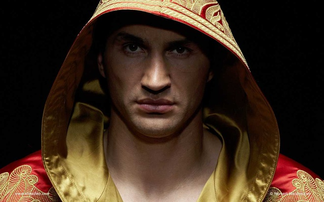 Tien si bua thep Wladimir Klitschko da san sang tro lai hinh anh