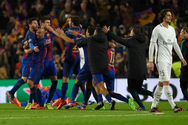 Barca vs Juventus: Dieu than ky chi co mot lan hinh anh 1