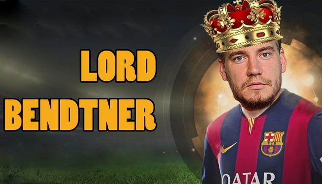 O Rosenborg, Lord Bendtner duoc dong doi ton tho len tam cao moi hinh anh