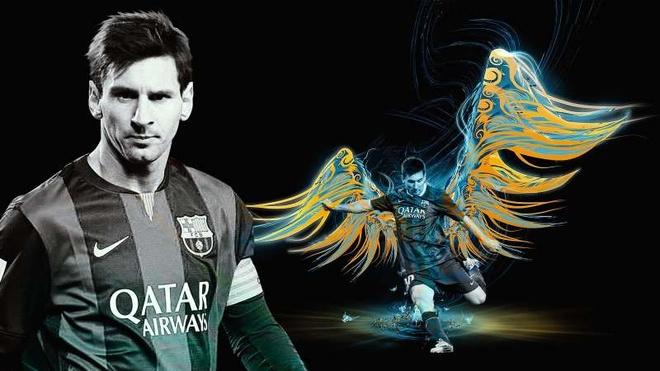 Messi - thien tai an sau hinh hai mot pham nhan hinh anh
