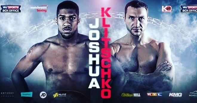 Anthony Joshua vs Wladimir Klitschko: Dai chien hai the he hinh anh