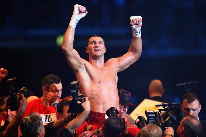 Wladimir Klitschko - nguoi chinh phuc lang quyen anh bang su khac biet hinh anh