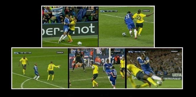 Tron 8 nam tro he cua Ovrebo nao loan tran thu hung Chelsea - Barca hinh anh 1