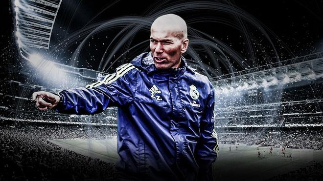 Sau 15 nam, Zidane van la nguoi hung cua Real nhung theo mot cach khac hinh anh