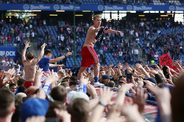 Hamburg SV: Huyen hoac tu niem tu hao duy nhat anh 1