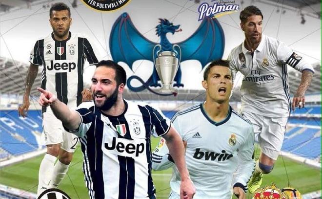 Real Madrid vs Juventus: Lich su, loi nguyen 25 nam va su den dui hinh anh