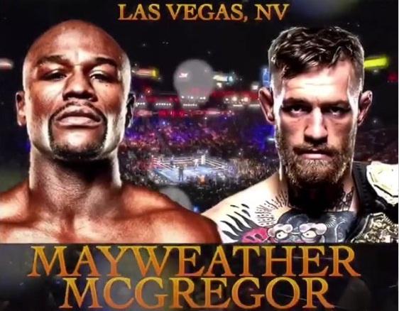 Floyd Mayweather va Conor McGregor: Sieu kinh dien hay sieu chenh lech hinh anh