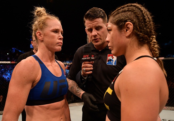 UFC Fight Night 111: Holly Holm knock-out anh 1