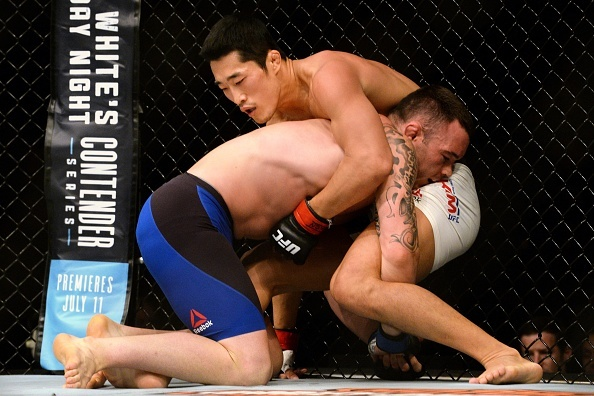 UFC Fight Night 111: Holly Holm knock-out anh 10