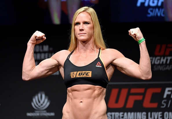 UFC Fight Night 111: Holly Holm knock-out anh 2