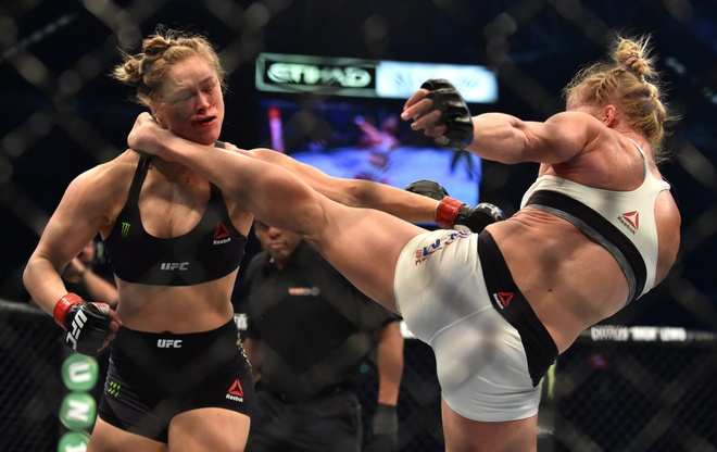 UFC Fight Night 111: Holly Holm knock-out anh 3