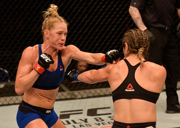 UFC Fight Night 111: Holly Holm knock-out anh 6