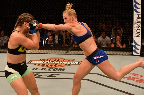 UFC Fight Night 111: Holly Holm knock-out anh 7