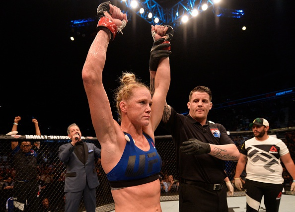 UFC Fight Night 111: Holly Holm knock-out anh 9