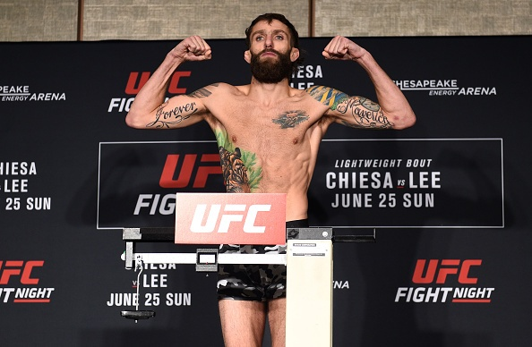 UFC FN 112: 'Di nhan Motown' Kevin Lee thang anh 2