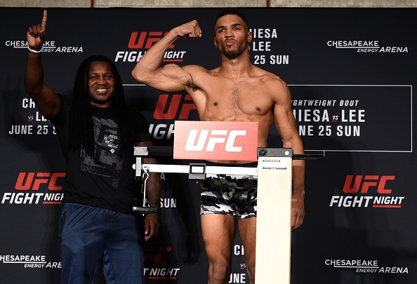 UFC FN 112: 'Di nhan Motown' Kevin Lee thang anh 3