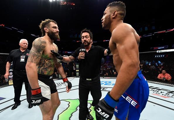 UFC FN 112: 'Di nhan Motown' Kevin Lee thang anh 4