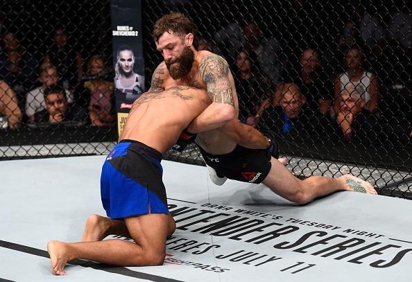 UFC FN 112: 'Di nhan Motown' Kevin Lee thang anh 6