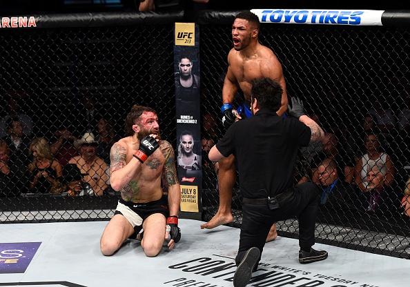 UFC FN 112: 'Di nhan Motown' Kevin Lee thang anh 9