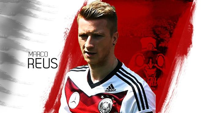 Marco Reus va tro dua nghiet nga tai Die Mannschaft hinh anh