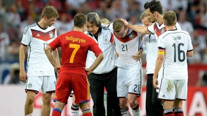 Marco Reus va tro dua nghiet nga tai Die Mannschaft hinh anh 1