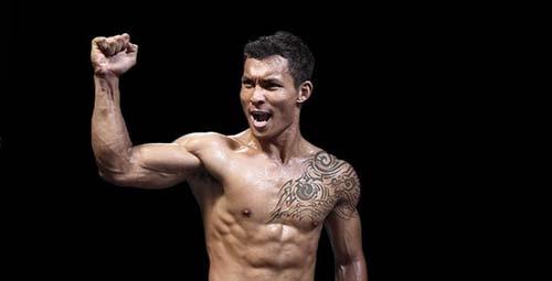 Vo si MMA chuyen nghiep dau tien Viet Nam doi lich dau sang thang 9 hinh anh