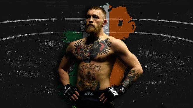 Conor McGregor bi ban tap che 're tien va ngao man' hinh anh