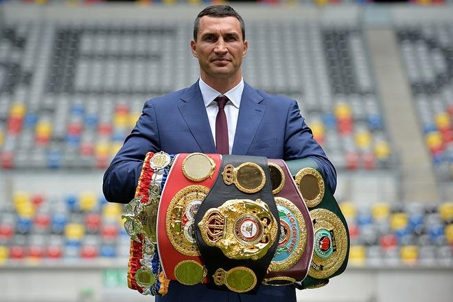 Wladimir Klitschko, nguoi phac hoa lai hinh anh nha vo dich hang nang hinh anh