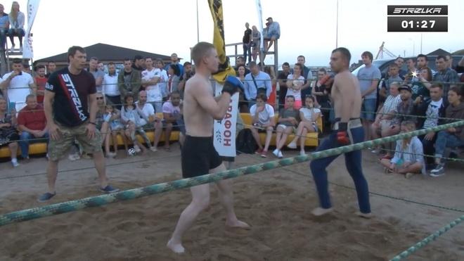 Dac nhiem hai quan Nga bi vo si MMA ha knock-out hinh anh