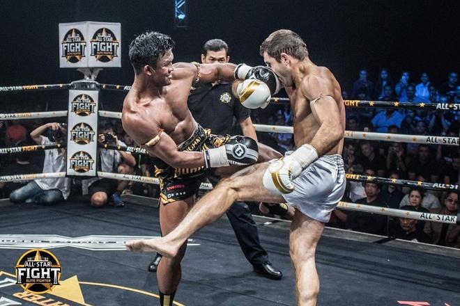 'Thanh Muay Thai' Buakaw ha doi thu chau Au, thang tran thu 301 hinh anh 3