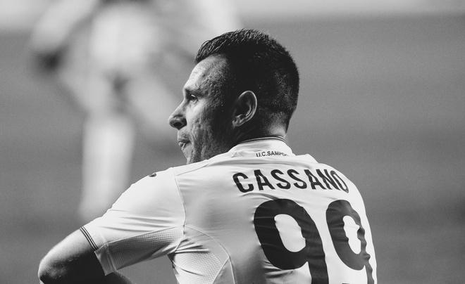 Antonio Cassano: Khuc nhac buon cua chang trai cung dau hinh anh