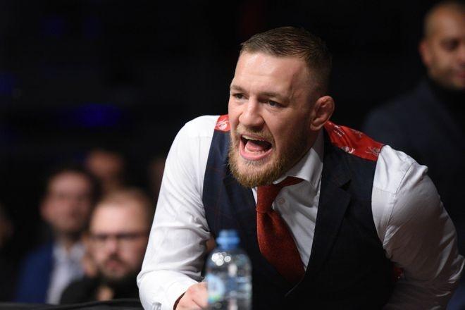 McGregor phat ngon gay soc, lam tran dau gian doan o lan tro lai UFC hinh anh 5