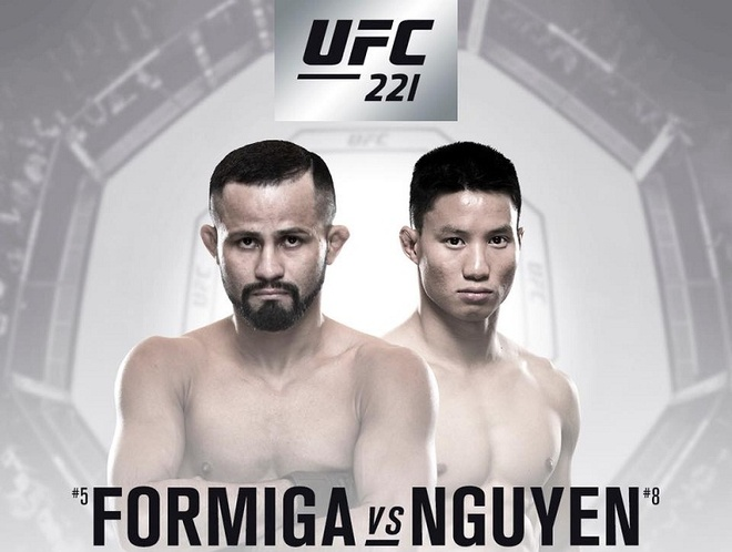 Ben Nguyen cham tran vo si hang 5 the gioi tai su kien UFC 221 hinh anh