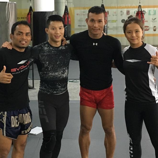 Ben Nguyen cham tran vo si hang 5 the gioi tai su kien UFC 221 hinh anh 1