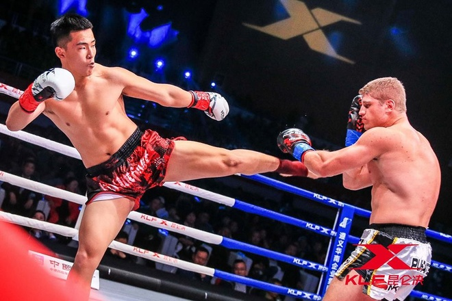 Niem hy vong kickboxing Trung Quoc bi nha vo dich the gioi 'huy diet' hinh anh 2