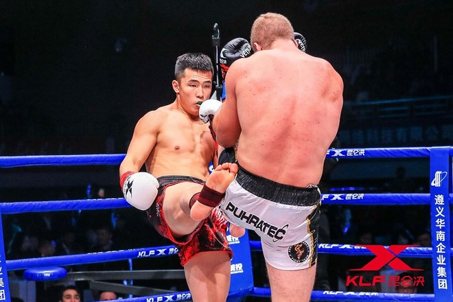 Niem hy vong kickboxing Trung Quoc bi nha vo dich the gioi 'huy diet' hinh anh 4
