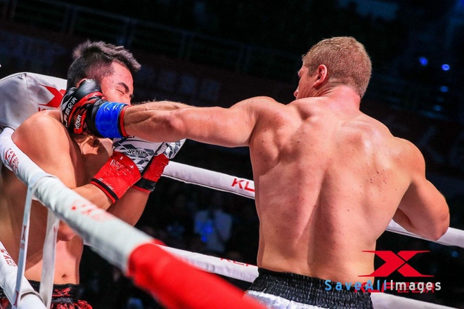 Niem hy vong kickboxing Trung Quoc bi nha vo dich the gioi 'huy diet' hinh anh 7