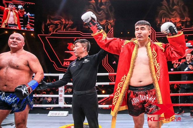Niem hy vong kickboxing Trung Quoc bi nha vo dich the gioi 'huy diet' hinh anh 9