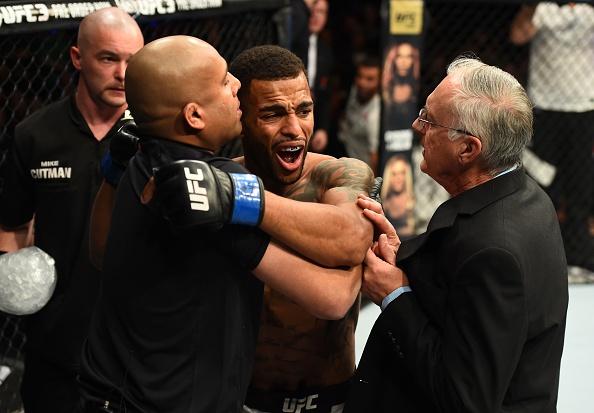 Ve si cua Neymar danh guc doi thu sau 59 giay, nhan thuong lon tu UFC hinh anh 6