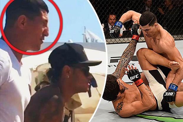 Ve si cua Neymar danh guc doi thu sau 59 giay, nhan thuong lon tu UFC hinh anh 9