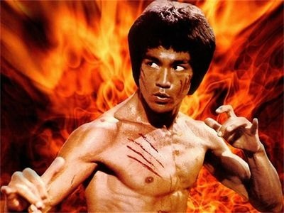 Bi an tran thuc chien giua Ly Tieu Long va nha vo dich boxing bat bai hinh anh