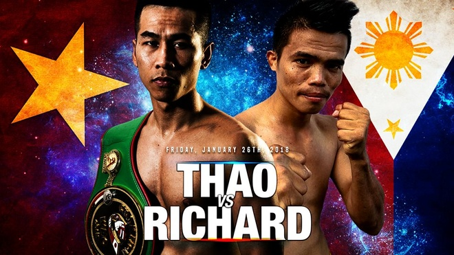 Nha vo dich WBC Tran Van Thao thuong dai tai Thai Lan hinh anh 1